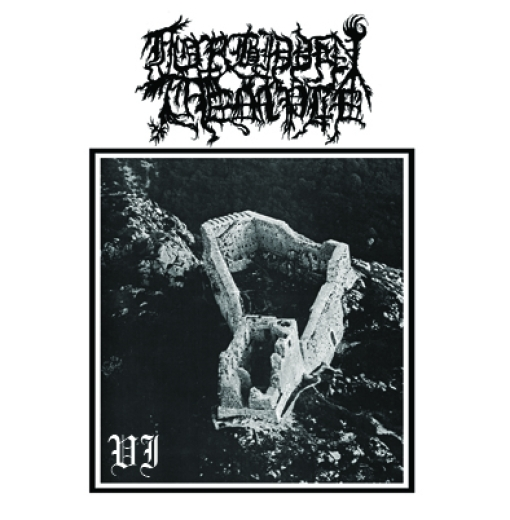 Forbidden Temple - VI (LP)