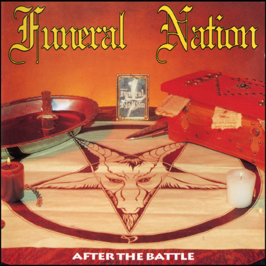 Funeral Nation - After the Battle (CD)