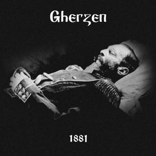 Gherzen - 1881 (CD)