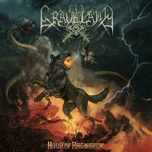 Graveland - Hour of Ragnarok (CD)