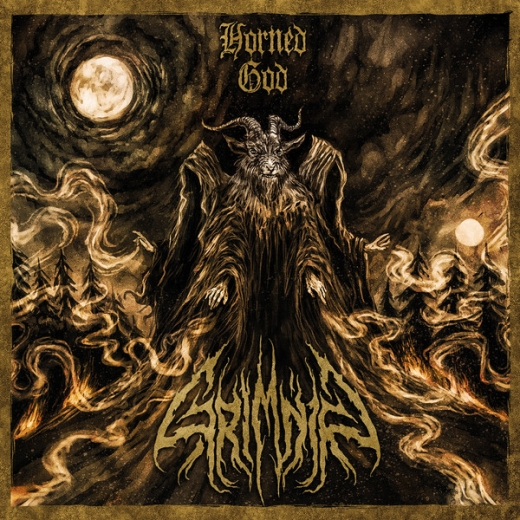 Grimnir - Horned God (MCD)