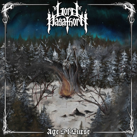 Lord Of Pagathorn - Age Of Curse (CD)