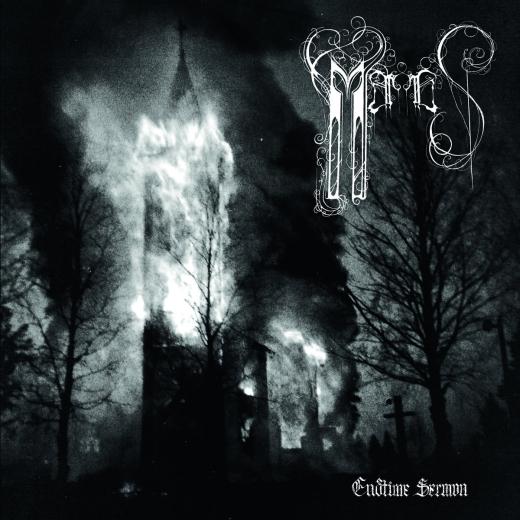Marras - Endtime Sermon (LP)