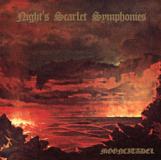 Mooncitadel - Nights Scarlet Symphonies (CD)