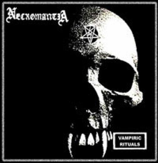 Necromantia - Vampiric Rituals (CD)