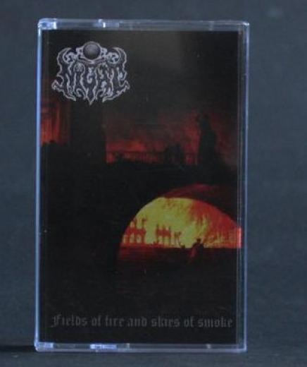 Night - Fields Of Fire And Skies Of Smoke (CS)