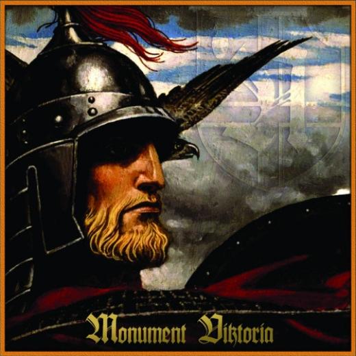 Nordvrede - Monument Viktoria (CD)