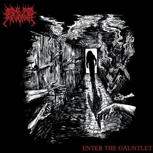 Ride For Revenge - Enter The Gauntlet (CD)