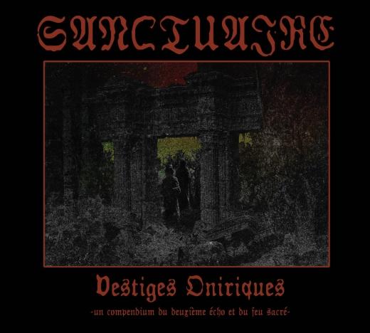 Sanctuaire - Vestiges Oniriques (CD)