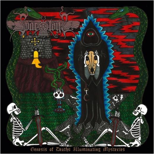 Svartsyn - Genesis Of Deaths Illuminating Mysteries (EP)