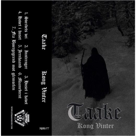 Taake - Kong Vinter (CS)