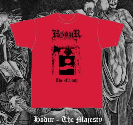 Hödur - The Majesty (TS)