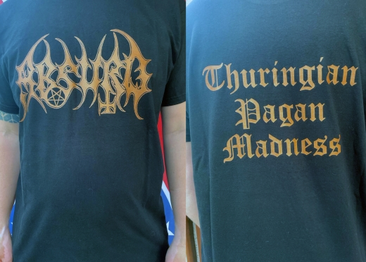 Absurd - Thuringian Pagan Madness (TS Bronze)