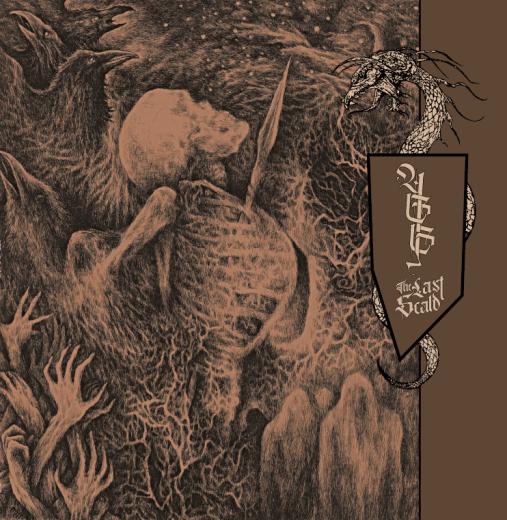 Ygg - The Last Scald (LP)