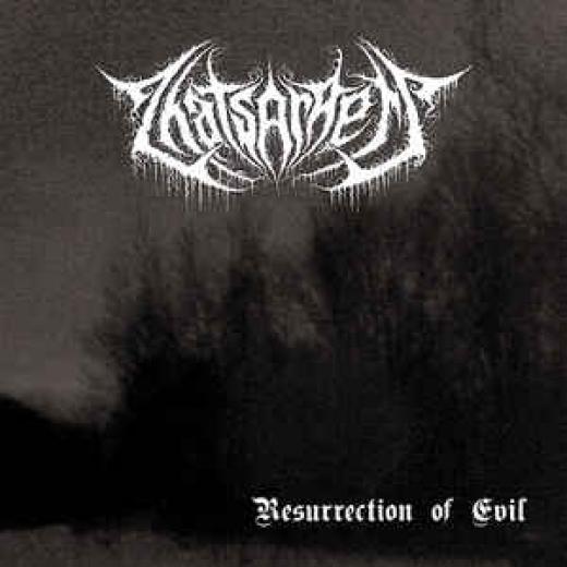 Zhatsaraeth - Resurrection Of Evil (CD)