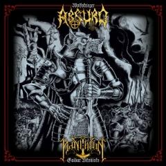 Absurd / Pantheon - Wolfskrieger / Galdur Vikodlaks (CD)