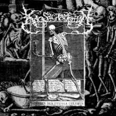 Kaos Sacramentum - Förneka den fysiska lekamen (CD)