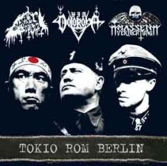 Massenvernichtung / ROTUGF / Via Dolorosa - Tokio - Rom - Berlin (CD)