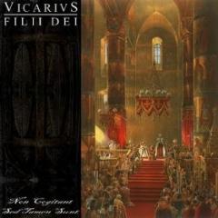 Vicarivs Filii Dei - Non Cogitant Sed Tamen Sunt (CD)