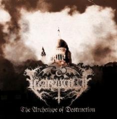 Warwulf - The Archetype of Destruction (CD)