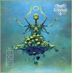 Silberbach - A Prayer of Mass Destruction (CD)