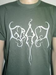 GRAV - Logo (T-Shirt, khaki)