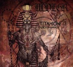 Ulvegr - Titahion: Kaos Manifest