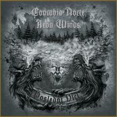 Concubia Nocte / Aeon Winds - Poslední Vlci (LP)