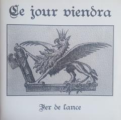 Ce Jour Viendra / Vapaudenristi - Fer De Lance / Vapaussota 18