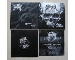 Witchcraft / Szron - Fekete és hideg / Onward into the Void