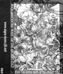Black Empire / Kratornas / Nakkiga / Xerión - Four Concentric Ways Of The Ancient Cult