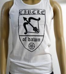 Circle of Dawn - Logo (Wifebeater)