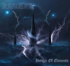 Kataxu - Hunger of Elements (CD)