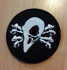 Blutkult - Skull (Patch)