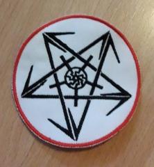 Blutkult - Pentagramm (Patch)
