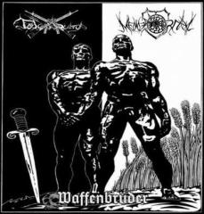 Totenburg / Menneskerhat - Waffenbrüder (CD)