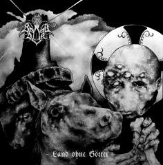 Barad Dür - Land ohne Götter (CD)