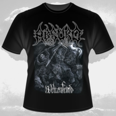 Absurd - Weltenfeind (T-Shirt)
