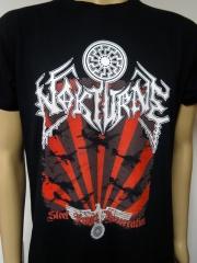 Nokturne - Steel Front Desecration (T-Shirt)
