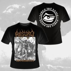 Absurd - Asgardsrei (T-Shirt)