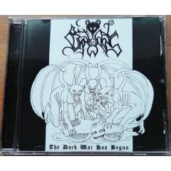 Bestial Summoning - The Dark War Has Begun (CD)