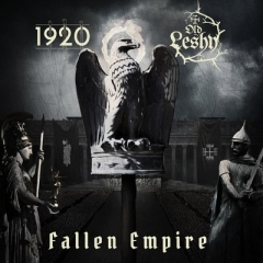 Old Leshy / 1920 - Fallen Empire (CD)