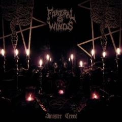 Funeral Winds - Sinister Creed (CD)