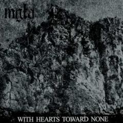 Mgla - With Hearts Toward None (CD)