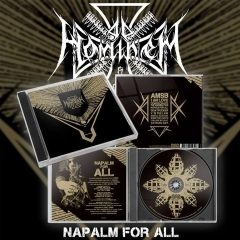 Ad Hominem - Napalm for All (CD)