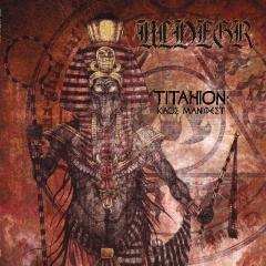 Ulvegr - Titahion: Kaos Manifest (LP)
