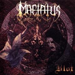Mactätus - Blot (CD)