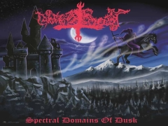 Nachtfrost - Spectral Domains Of Dusk (CD)