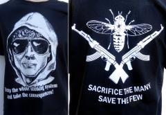 Una-Bomber - Eco-Terrorism (T-Shirt)