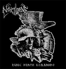 Nokturne - Runic Death Kommando (LP)